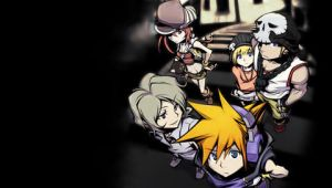 The World Ends With YouPspWall by N-I-G-H-T-O