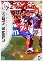 Nassir El Mimouni Card by Hamdan-Graphics