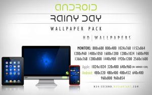 It's gonna rain, Android Wallpaper Pack by n24-second