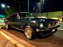 Night Stang by Swanee3