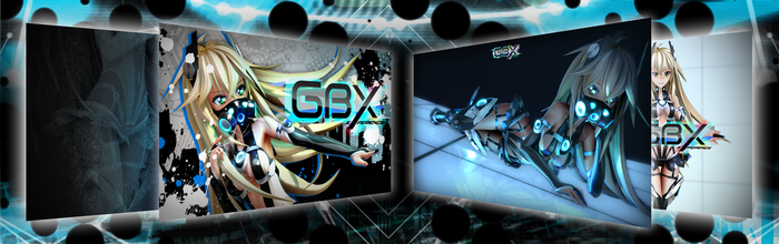 GBX Anni Wallpaper Pack by Digitrevx