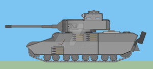 Panzer IV nA #8 by Erwin0859
