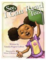 See I Can Read Too Cover by WilsonWJr