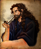 Thorin by SweetLittleVampire