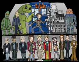 Dr. Who? by Lordwormm