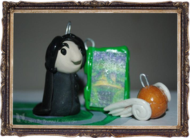 Snape and his Charms -Quarter- by DracosDerpyHoof