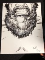 Respect the Beard by ReillyBrown