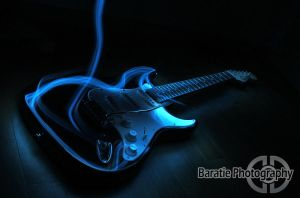 Guitar by BaratiePhotography