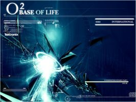 O2 : Base of life by Eclips-Design