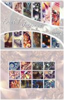 Fractal Journeys - calendar by Loony-Lucy