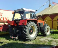 Circus Zetor by Lew-GTR