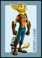 Ratchet and Clank Future by RatchetMario