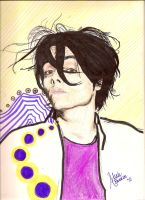 Gerard Way from Spin by somedayitllhappen