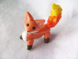 Fire Fox by vonBorowsky