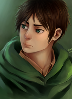Oi, Eren by TridentFreak