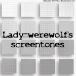 Screentones by Lady-Werewolf