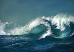Wave by Ryben