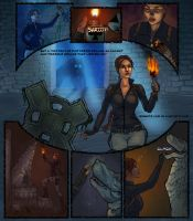Ciardha Issue 1 pg 2 by saccharinesweet