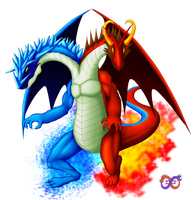FIRE+ICE FORCE -Ogon' I Led 2- by Meteor-05