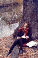 Hermione Granger  II by ToriaGria