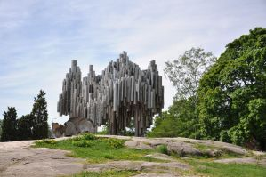 Sibelius monument by Northern-beauty