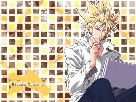 The Worst Hiruma Wall Ever by ChainsOfFreedom