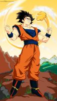 I Am Son Goku by Sanoo32