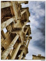 Library of Celsus by Ondro