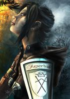 Superbia by tr4ze