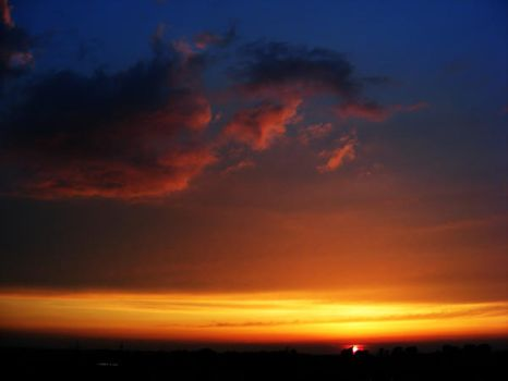 Clouds Are Flamable by trimas