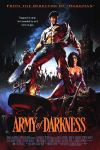 Army Of Darkness Movie Poster by derrickthebarbaric