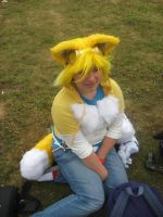 May MCM Expo 2011: Tails by MammaCarnage