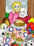 Freedom from Want (Undertale) by Eeveegirl13
