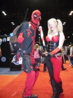 HARLEY and Me (See what I did there) by Darth-Slayer