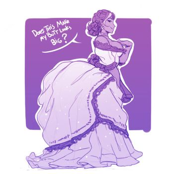 Victorian Gala by Carmessi