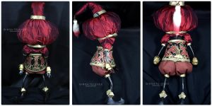 FFXI Commission : Puppet by Nezumi-chuu
