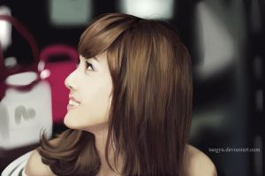 Jessica Jung by taegyu