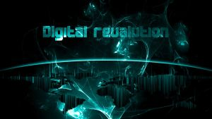 The Digital Revalution (Wallpaper) by Hardii