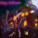 Happy Halloween !!! by Mr-Aji