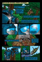 TFOOC Comic Page 1 Colored by Charger426