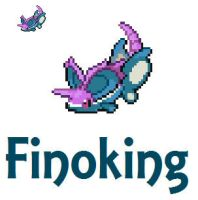 Finoking by Poke-Dave