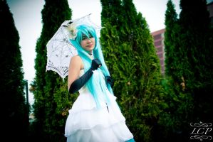 Vocaloid - Miku (Camellia) 5 by LiquidCocaine-Photos