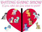 Dating Game Show by greendwarf333