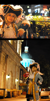 France 18th Century Cosplay by kaiser-mony
