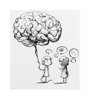 Brain by Forcuera