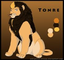 Tonre Reference by whispered-dream