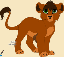 Kovu - Cub Maker by DarkraixCresselia