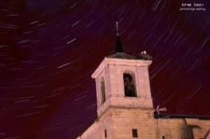 My first startrail by Mac-TheBox