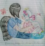.:OCs:. Hummingbird Heartbeat. ~ by SugariSweetLolita