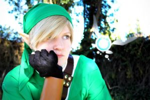 LoZ- Shut up Navi by Rose-Curel